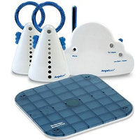 Angel Care Movement & Sound Monitor:  2 Parents Unit - 1 Sensor Pad