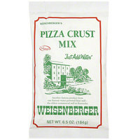 Weisenberger's Pizza Crust Mix