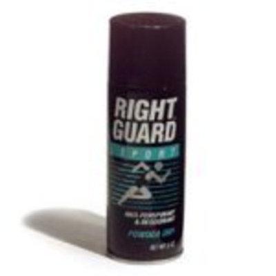 Right Guard Sport 3-D Odor Defense Powder Dry Aerosol Antiperspirant & Deodorant