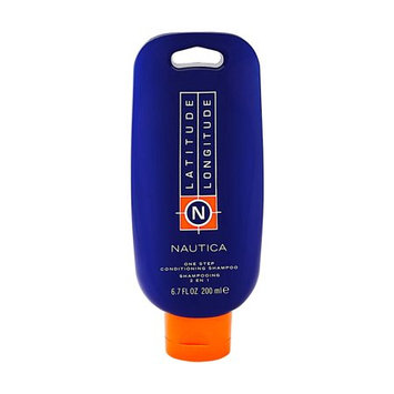 NAUTICA LATITUDE LONGITUDE 2 In 1 Conditioning Shampoo