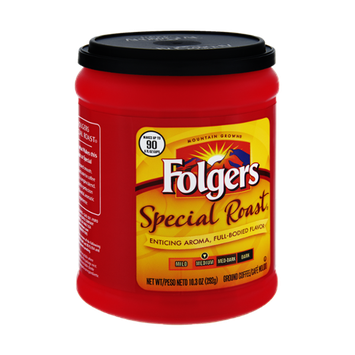 Folgers Special Roast Medium Roast Ground Coffee