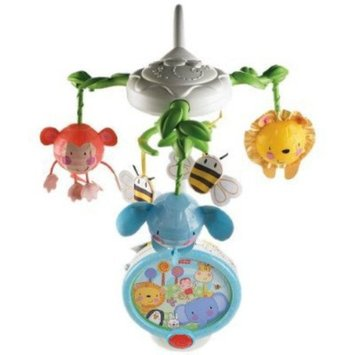 Fisher-Price Discover 'n Grow Twinkling Lights Projection Mobile