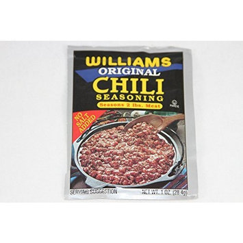 Williams Foods Williams Original Chili Seasoning - 12 Pack