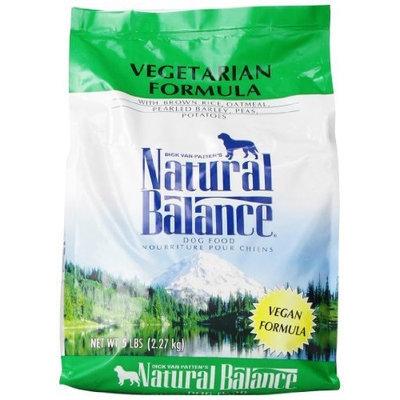 Natural Balance Vegetarian Formula Dog Food, 5-Pound Bag