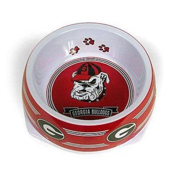 Sporty K9 Dog Bowl - University of Georgia