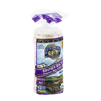 Lundberg Brown Rice Organic Rice Cakes Salt-Free