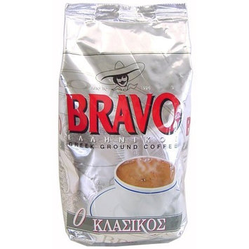 Greek Ground Coffee (bravo) 16oz (454g)