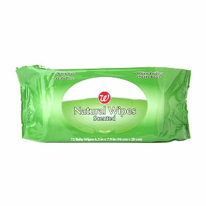 Walgreens Renew Naturals Bio-Degradable Baby Wipes