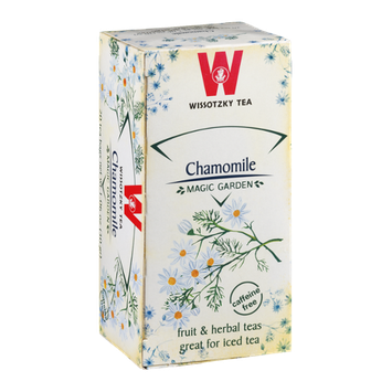 Wissotzky Tea Bags Chamomile - 20 CT