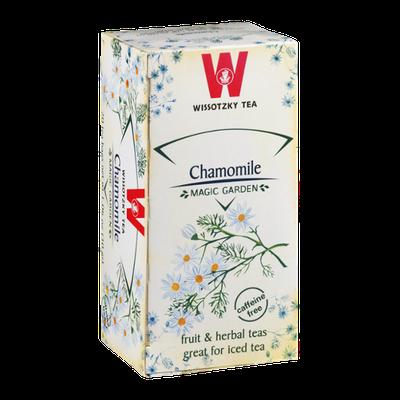 Wissotzky Tea Bags Chamomile - 20 CT