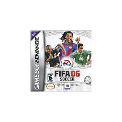 EA FIFA 06 Soccer GameBoy Advance
