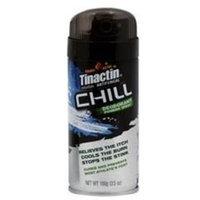 Tinactin antifungal chill deodorant foot powder spray - 100 gm