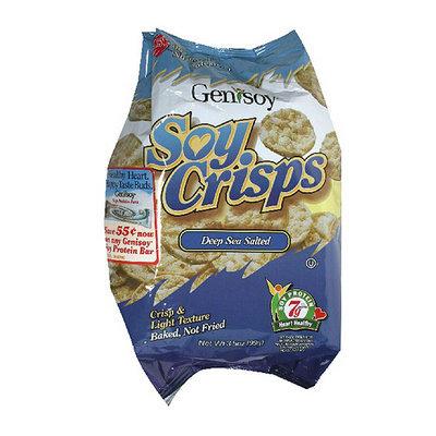 Genisoy Deep Sea Salted Soy Crisps