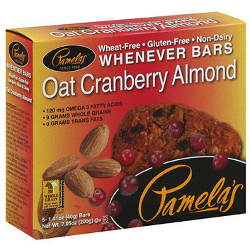 Pamela's Products Oat Cranberry Almond Whenever Bars