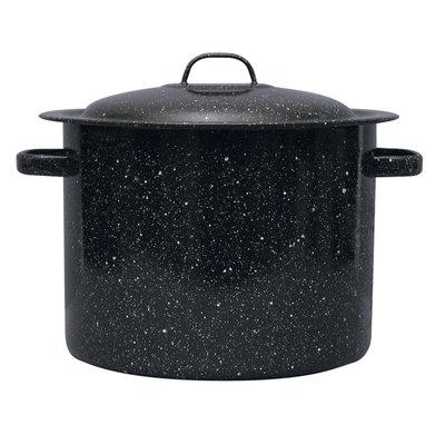 Granite Ware Granite Wear 12-Quart Stock Pot with Lid