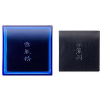 Sekkisei Clear Facial Soap with Case, 4.2 oz