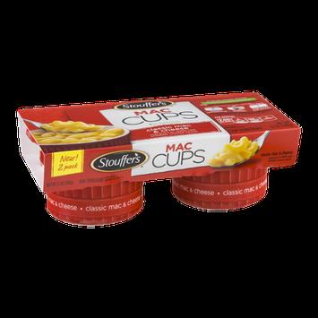 Stouffer's Mac Cups Classic Mac & Cheese - 2 CT