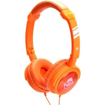 Idance JOCKEY400 Orange Stereo Dj Headphones Mic I