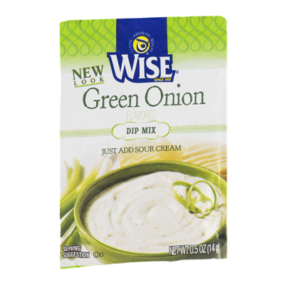 Wise Green Onion Dip Mix
