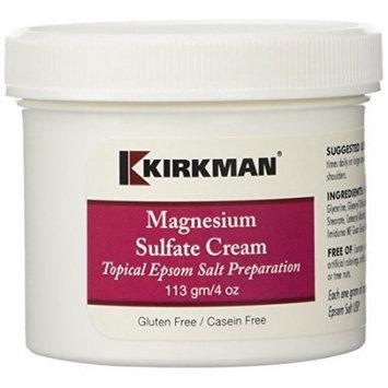 Kirkman - Magnesium Sulfate Cream - 4 oz.
