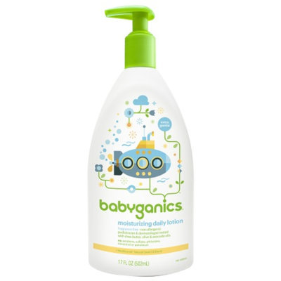 BabyGanics Smooth Moves Extra Gentle Daily Lotion