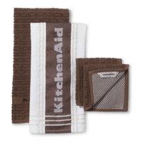 KitchenAid Kitchenaid Towel Set - Brown