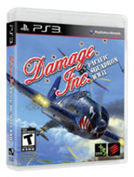 Mad Catz Damage Inc. Pacific Squadron WWII