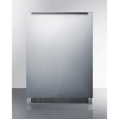 Summit 5.6 Cu. Ft. Outdoor Built-In Refrigerator
