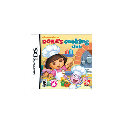 2K Play Dora the Explorer: Dora's Cooking Club