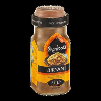 Sharwood's Biryani Tomato & Cumin Spice & Sauce Medium