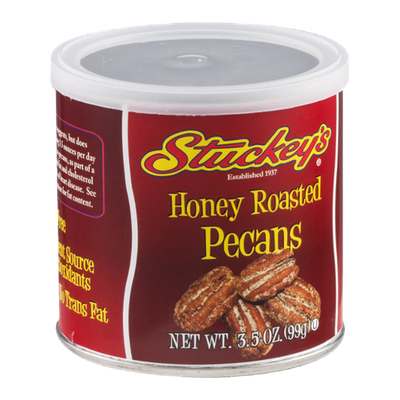 Stuckey's Honey Roasted Pecans