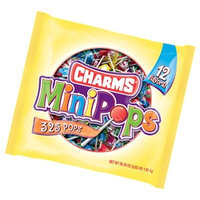 Charms Mini Pops 325 Piece Bag: 1 Count