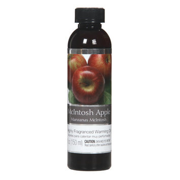 Elegant Expressions by Hosley Large Warming Oil, Macintosh Apples