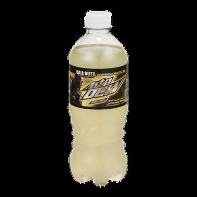 Mtn Dew Game Fuel Lemonade