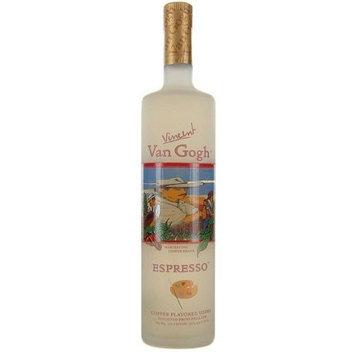 Vincent Van Gogh Vodka Espresso 1 Liter