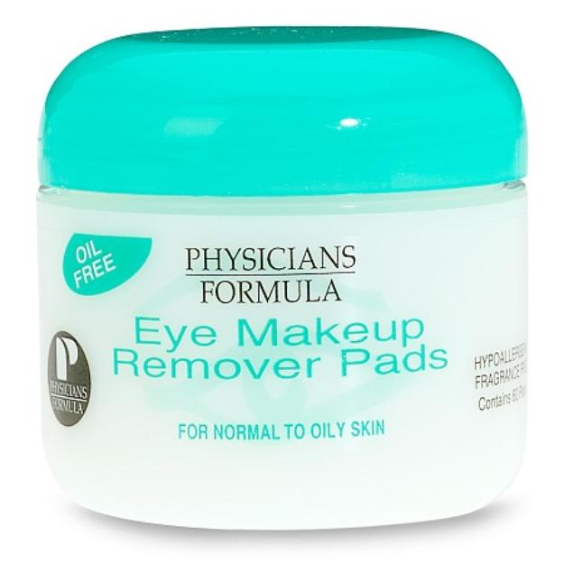 Physicians Formula Eye Makeup Remover Pads
