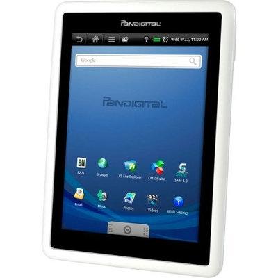 PanDigital 72-70FW 7-Inch Tablet Computer - White Refurbished