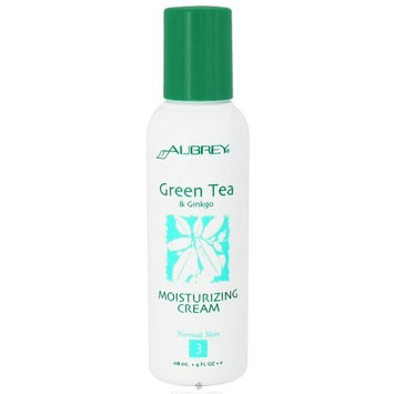 Aubrey Organics Green Tea & Ginkgo Moisturizer SPF 15