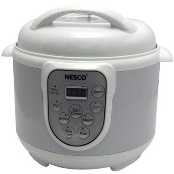 Nesco NESCO PC4-14 4-in-1 Digital Pressure Cooker (4-Liter) NESPC414