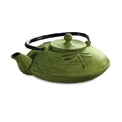 Primula Cast Iron Teapot Green