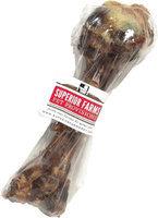 Superior Farms Pet Provisions Gnawer Dog Bone 7.5 Inch Lamb 010524