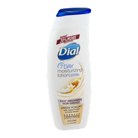 Dial Greek Yogurt 7 Day Moisturizing Lotion