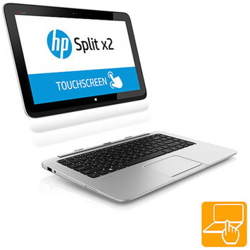 HP Consumer Refurbished HP Refurbished Ultrabook Silver 13.3