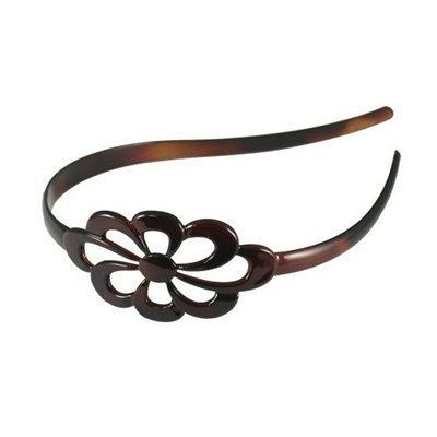 Smoothies Bloom Headband-Black 01624