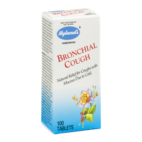Hyland's Bronchial Cough - 100 CT