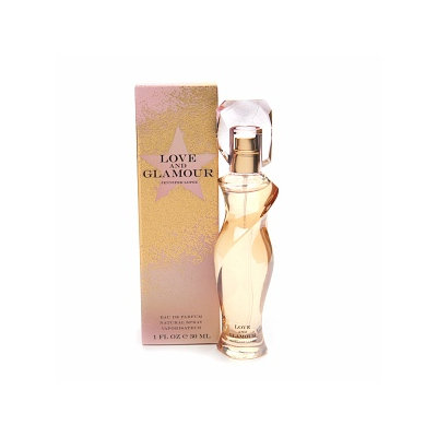 Jennifer Lopez Love & Glamour Eau de Parfum Natural Spray