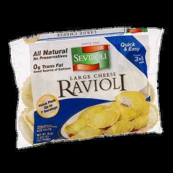 Seviroli Large Cheese Ravioli