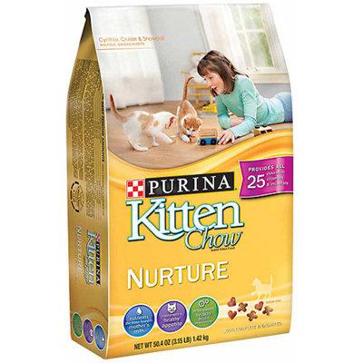 Purina Kitten Chow PurinaA Kitten ChowA Nurture Kitten Food