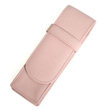 Brookstone Royce Leather Double Pen Case