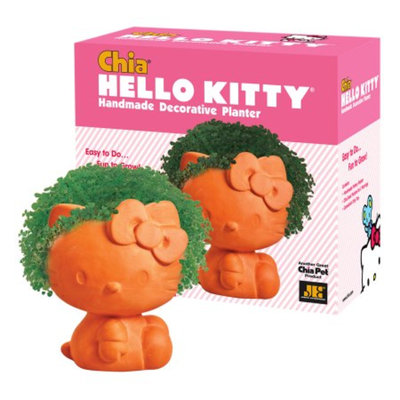 CHIA Herb Garden Chia Hello Kitty